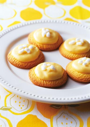 ムーンライトのレモンカスタードタルト のレシピ・作り方 │ABCクッキングスタジオのレシピ