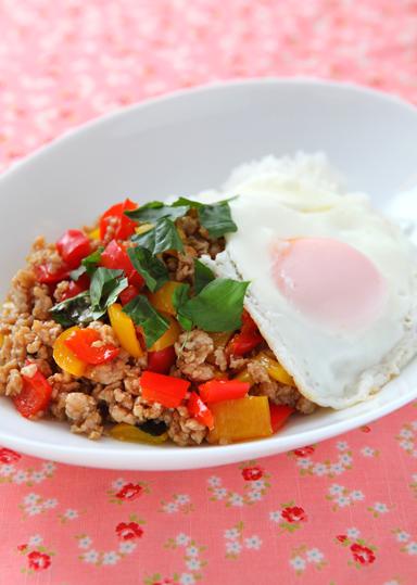 ガパオライス | ABC Cooking Studio