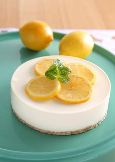 はちみつレモンのレアチーズケーキ のレシピ・作り方 │ABCクッキングスタジオのレシピ