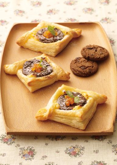 チョコチップクッキーパイ のレシピ・作り方 │ABCクッキングスタジオのレシピ