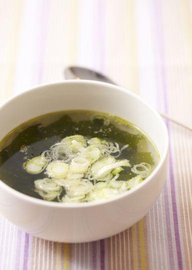 韓国風わかめスープ のレシピ・作り方 │ABCクッキングスタジオのレシピ