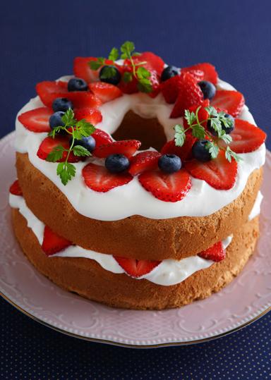ケーキ 作り方