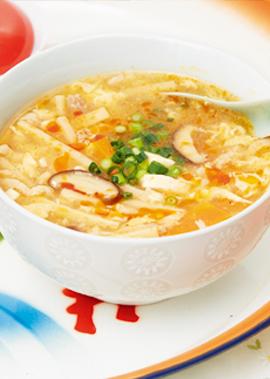 酸 辣 湯麺 作り方