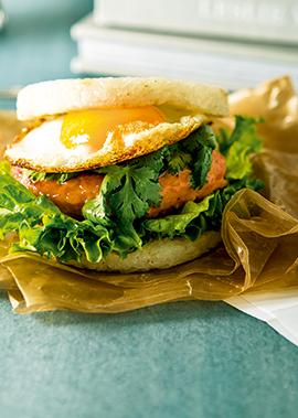 レシピ ライス バーガー ライスバーガーの作り方は?人気の具のレシピやバンズのポイントも