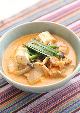 豆腐 チゲ レシピ