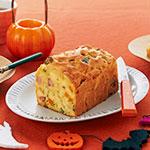 かぼちゃとチーズのケークサレ